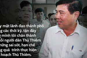 Cam kết sửa sai của lãnh đạo TP.HCM với người dân Thủ Thiêm