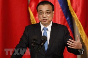 Trung Quốc kêu gọi Á-Âu thúc đẩy kết nối và xây dựng một nền kinh tế toàn cầu cởi mở