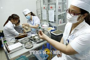 Trên 4,28 triệu trẻ em sẽ được tiêm bổ sung vắc xin sởi - rubella