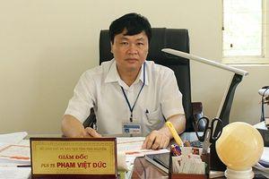 Giám đốc sở GD&ĐT Thái Nguyên lên tiếng vụ tổ chức tọa đàm tại khu du lịch vào ngày Quốc tang