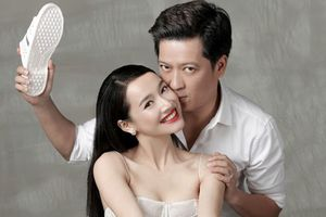 Trường Giang ngầm xác nhận Nhã Phương có bầu, kêu gọi fan 'hiến kế' để đỡ bị 'hành'