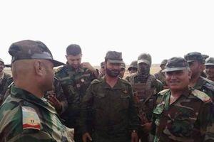 Chỉ huy 'Hổ Syria' tức tốc đến Đông Idlib, sẵn sàng kết liễu phiến quân