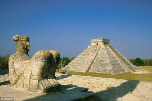 Sự thật giật mình trong tuyệt tác đền cổ của người Maya
