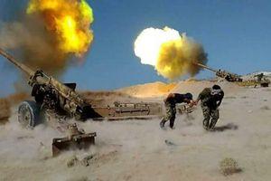 Nga: Phiến quân ồ ạt nã pháo vào 2 tỉnh Syria suốt 24 giờ