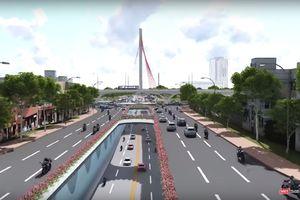Đà Nẵng quyết chi 550 tỷ đồng xây nút giao thông 3 tầng phía tây cầu Trần Thị Lý