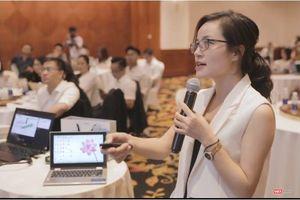 Nữ CEO doanh nghiệp công nghệ: Nữ tính là ưu thế nhưng vẫn tự mình làm 'mái che mưa'!