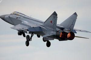 Trong 1 tuần, Nga phát hiện 19 máy bay do thám gần biên giới