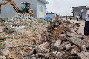 Hải Phòng: Kiên quyết giải tỏa đất quốc phòng bị lấn chiếm