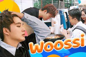 Hot boy Hàn Quốc Woossi mở xe bán Tokbokki mừng thành tích 1 triệu subs trên kênh YouTube cá nhân