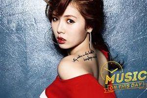 Ngày này 3 năm trước, K-Pop đã xuất hiện idol nữ solo đầu tiên sở hữu MV 100 triệu lượt xem