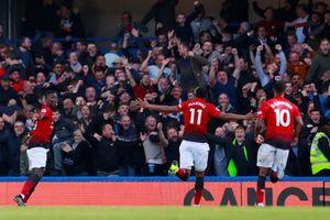 Mourinho 'khóc thét' khi MU mất chiến thắng trước Chelsea