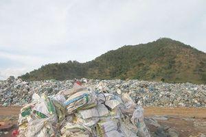 Bình Thuận: Khẩn trương khắc phục ô nhiễm môi trường tại các bãi rác
