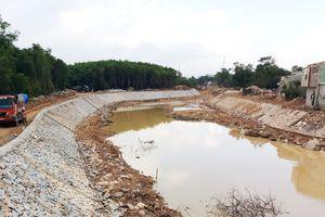 Thi công nâng cấp các công trình thủy lợi, giao thông tại Bình Định: Cần tránh tình trạng 'nước tới chân mới nhảy'
