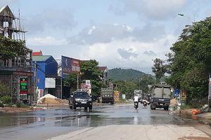 Nghệ An: Loay hoay xử lý đoạn QL48 không mưa cũng ngập