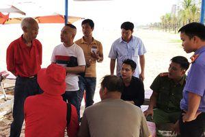 Đà Nẵng: Tắm biển 1 du khách Trung Quốc tử vong