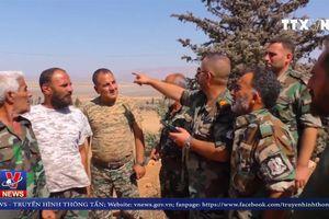 IS thả con tin tại miền Tây Nam Syria