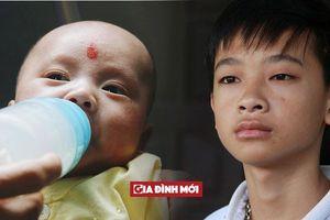 Cuộc gặp gỡ xúc động của hai con trai nạn nhân trong vụ cháy Đê La Thành