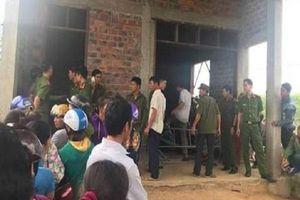 4 người trong một gia đình tử vong trong tư thế treo cổ ở Hà Tĩnh