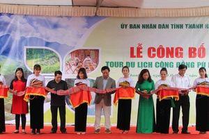 Thanh Hóa: Công bố tour du lịch cộng đồng Pù Luông