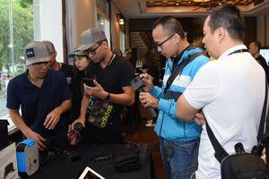 Trải nghiệm thực tế camera GoPro HERO7 Black chống rung vượt trội