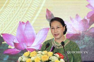 Chủ tịch Quốc hội dự Kỷ niệm 60 năm Chủ tịch Hồ Chí Minh về thăm tỉnh Bắc Ninh