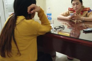 Hà Nội: CSGT giải cứu người phụ nữ nhảy cầu do mẫu thuẫn gia đình
