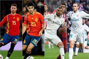 Đội hình mạnh nhất giúp Real 'vượt qua tâm bão' trước Levante