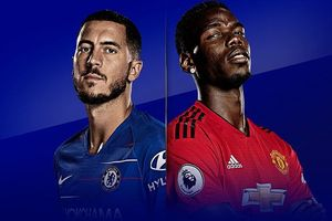 TRỰC TIẾP Chelsea - MU: 'Sarri-ball' đối đầu 'Xe bus 2 tầng Mourinho'
