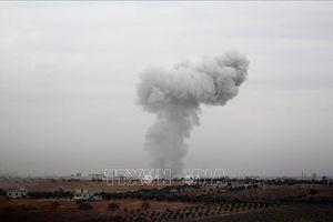 Nga thông báo đã không kích 122.000 cứ điểm khủng bố tại Syria