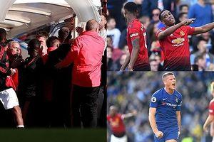 Toàn cảnh Chelsea 2-2 MU: Kịch tính đến những giây cuối cùng
