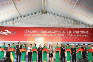 Cargill khánh thành nhà máy thức ăn chăn nuôi 28 triệu USD