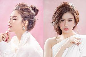 Trương Quỳnh Anh khoe vẻ đẹp mong manh hút ánh nhìn