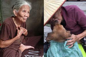Bà cụ nghèo bán chó gây chia rẽ cộng đồng mạng: Đâu là sự thật?