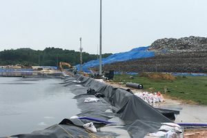 Giữ môi trường sạch ở các khu xử lý chất thải: Nhiều giải pháp thiết thực