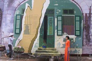 Bích họa đường phố: Muốn đẹp, không thể tùy hứng