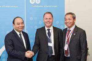 CMC hợp tác với Approxima của Đan Mạch, mở cánh cửa vào thị trường Châu Âu