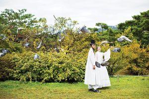 Ra nước ngoài chụp ảnh cưới
