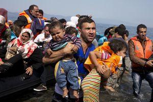 EU vẫn loay hoay với người nhập cư