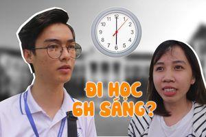 Sinh viên Sài Gòn: '5h sáng mới ngủ nên không thể vào học từ 6h'