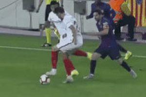 Messi chấn thương nghiêm trọng, lỡ hẹn đại chiến với Real