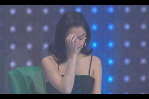 Phạm Quỳnh Anh khóc vì thí sinh có giọng hát giống Wanbi Tuấn Anh