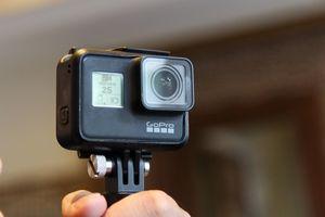 Trải nghiệm GoPro HERO7 Black: Chống rung tốt, giá hơn 10 triệu