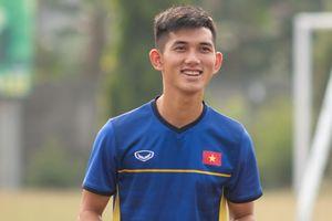 U19 Việt Nam tập nhẹ từ sáng sớm quanh khách sạn