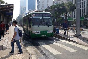 Các HTX xe buýt gửi nhiều kiến nghị đến lãnh đạo TP Hồ Chí Minh