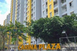 Vụ cháy chung cư Carina Plaza: Yêu cầu sớm giải quyết tiền bảo hiểm cho cư dân