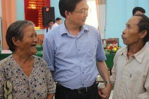 Bình Định: Nhiều cán bộ 'dính' sai phạm đất đai ở điểm nóng Mỹ An