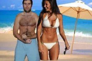 Muốn 'độn thổ' với loạt ảnh photoshop lỗi trên mạng xã hội
