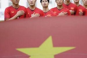 'Những chiến binh sao vàng' là slogan của ĐT Việt Nam tại Asian Cup 2019?