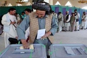 Áp-ga-ni-xtan siết chặt an ninh trong cuộc bầu cử Hạ viện