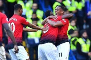 Chelsea và Man United chia điểm trong màn rượt đuổi tỷ số nghẹt thở